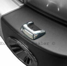 Chrome washer jet covers for Land Rover Range Rover L322 2003-2010