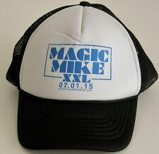 Magic Mike XXL Promo Adjustable Snapback Cap Hat Warner Brothers Male Stripper