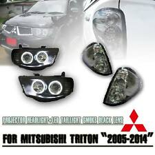 MITSUBISHI L200 TRITON ML MN 05-14  TAIL REAR HEADLIGHT LED LIGHT LAMP SMOKE LEN