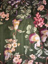 Olive Green Yuwa Deigner Fabric Live Life Collection 8.75 YDS FREE SHIPPING