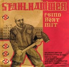 FREE US SHIP. on ANY 3+ CDs! NEW CD Stahlhammer: Feind Hort Mit Import