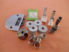 JUKI DDL-5550,8700,8300,555 NEEDLE PLATE FEEDER,BOBBIN CASE,PRESSER FOOT/FEET