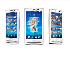 Sony Ericsson Xperia X10 -WHITE Unlock WIFI GPS 8.1 MP Android Free Shipping