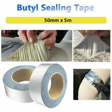 US Super Strong Aluminum Foil Tape Butyl Seal Rubber Tape Waterproof Roof Repair