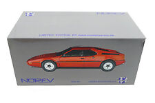 1/18 Norev BMW M1 - Limited Edition of 2,500 for Modelissimo