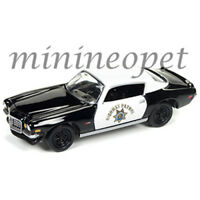 JOHNNY LIGHTNING JLCP7025 1970 CHEVY CAMARO Z28 HIGHWAY PATROL POLICE CHP 1/64