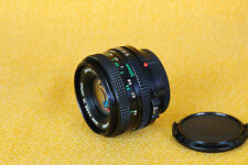 Canon FD 50mm 1:1,8 - adaptierbar an Canon EOS, Lumix, Sony NEX