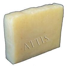 ATTIS Ginger Frankincense Black Peppe Handmade Natural Soap (1pc) | Vegan | Aloe