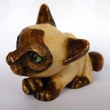 Stymie - Pot Bellys - NIB - Kitten Siamese Cat Figurine - MPS Harmony Kingdom