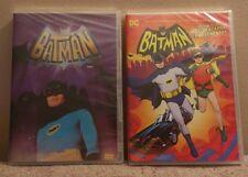 Pack 2 Dvd:Batman.Edicion especial(1966)+El regreso de los cruzados enmascarados