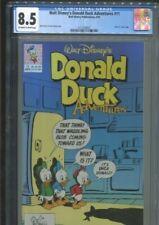 DONALD DUCK ADVENTURES 11 (DISNEY 1991) MAD 1 COVER PARODY CGC VERY FINE+ 8.5