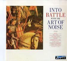 ART OF NOISE Into Battle  UK 12'' vinyl single EXCELLENT CONDITION