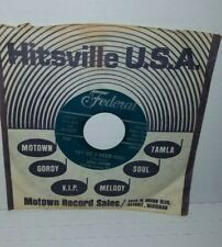 James Brown And The Famous Flames Federal 12337 TRY ME (R&B 45)