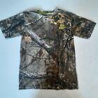 real tree camo shirt boys Large (10-12)