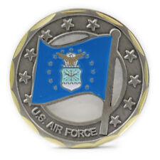 US Air Force Emblem Flag Coin