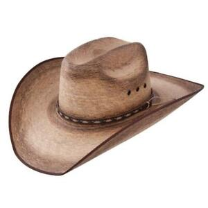 Resistol Jason Aldean Palm Leaf Cowboy Hat - Amarillo Sky