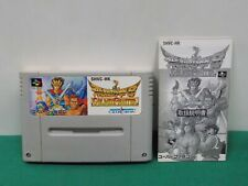 SNES -- HIRYUU NO KEN S / Flying Dragon -- Super famicom. Japan Game. 12802
