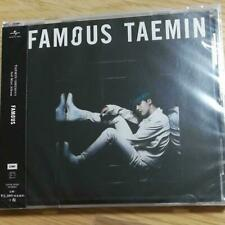 SHINee TAEMIN 3rd mini Album Famous CD