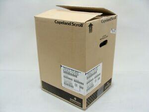 New Emerson Copeland Scroll a/c compressor 83,000btuh 460V/3ph ZP83KCE-TFD-950