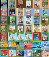Magic Tree House Set 55 Books Collection By Mary Pope Osborne (E-B0K||EMAILED)