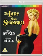 The Lady From Shanghai Standard Edition Blu-ray 2020 Region