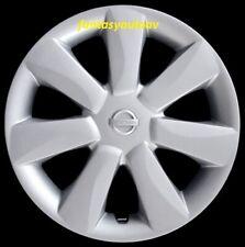 Set 4 Pezzi Borchie Copricerchi Coppe Ruota 14'' Compatibili Per Nissan Micra