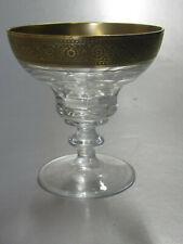 Theresienthal Bleikristall Sektglas Sektflöte Serie Marlowe Minton Borde 18cm