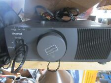 Panasonic LCD Projector 211 Home Theater