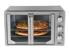 Oster Convection Oven Toaster Pizza Extra Large Combo Stainless Steel Countertop