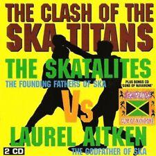 Laurel Aitken, Skata - Clash of the Ska Titans [New CD]