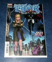 THOR 3 1st print GWEN STACEY variant vs BETA RAY BILL DONNY CATES MARVEL 2020 NM