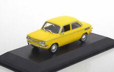 1:43 Minichamps NSU TT 1967 yellow