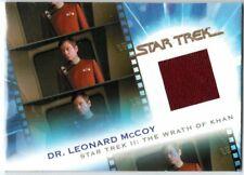 Star Trek The Complete Movies Mc11 Deforest Kelley Dr Mccoy Costume 0020/1701