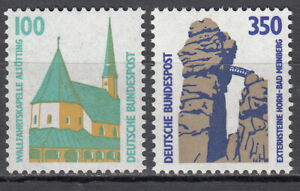BRD 1989 Mi. Nr. 1406-1407 Postfrisch LUXUS!!!