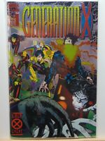 Generation X #1 Chrome Cover Marvel Comics vf/nm CB2573
