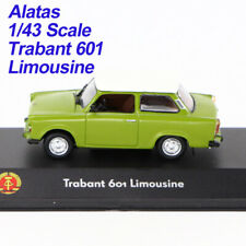 1/43 Green Car Model Collection Trabant 601 Limousine DDR-AUTO ATLAS DIECAST New