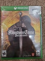 Xbox one kingdom come deliverance NEW