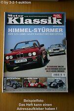 Motor Klassik 5/04 Maserati Biturbo Porsche 356 BMW
