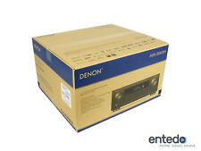 Denon AVR-X6400H 11.2 AV-Receiver Verstärker Dolby Atmos HDCP 2.2 Schwarz NEU