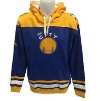 "NBA Men's New Golden State Warriors ""The City"" Small-2X Hoody Sweatshirt Hoodie"