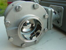 """SVF 3"""" CleanFLOW High Purity Ball Valves - New Surplus"""
