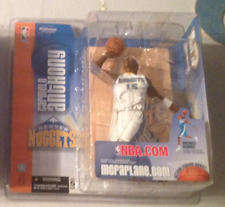 MCFARLANE LOT OF 2 NBA 6 CARMELO ANTHONY VARIANT AND REGULAR