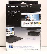 NETGEAR PUSH2TV DIGITAL HD MEDIA STREAMING ADAPTER PTV1000