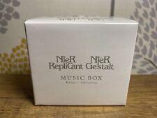More details for official nier replicant / gestalt - kaine / salvation music box square enix new