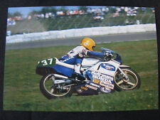 Photo Rothmans Honda RS250 1986 #37 Joey Dunlop (GBR) Dutch TT Assen