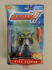 """Wing Gundam Action Figure Mobile Suit Gundam Wing Bandai 5"""""""