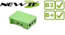 CYNTECH Green Case  for the Raspberry Pi - 2 and Model B+ (B Plus)