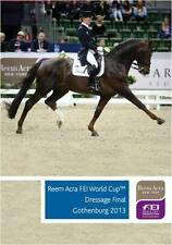 FEI World Cup Dressage Final Gothenburg 2013 DVD - New and Sealed