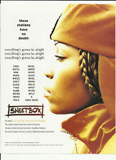 SWEETBOX Everything's Gonna Trade Ad POSTER of 1998 CD