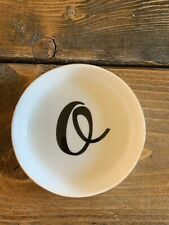 """HOBBY LOBBY """"O"""" Monogram Ring Holder"""